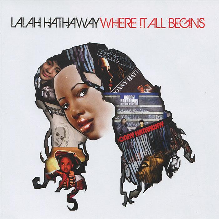 Лэлэ Хатавэй Lalah Hathaway. Where It All Begins пальто hathaway platinum