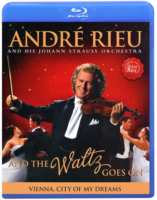 Andre Rieu: And The Waltz Goes On (Blu-ray) andre rieu the best of live
