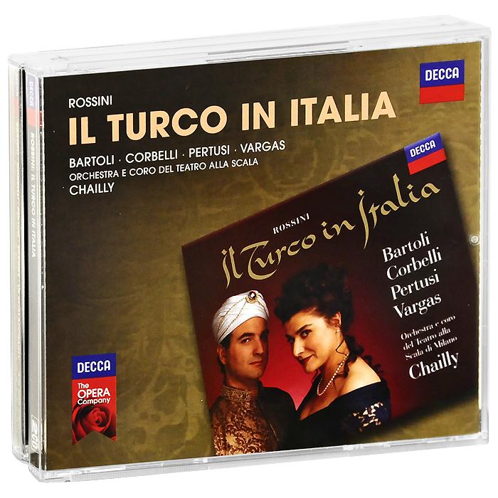 Риккардо Шайи Riccardo Chailly. Rossini. Il Turco In Italia (2 CD) все цены