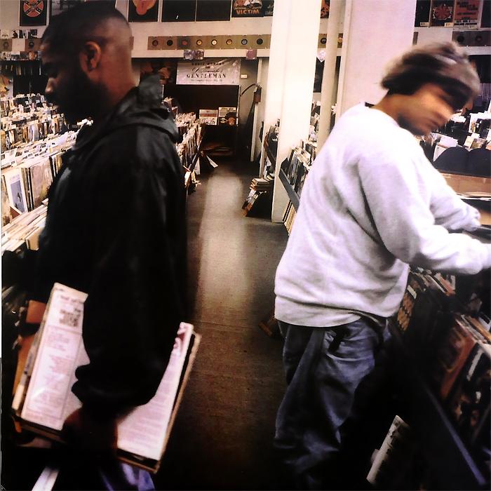 DJ Shadow DJ Shadow. Endtroducing... (2 LP)