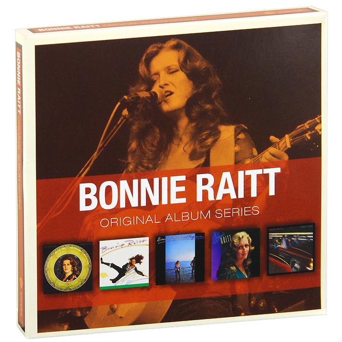 Бонни Рэйтт Bonnie Raitt. Original Album Series (5 CD) карли саймон carly simon original album series 5 cd