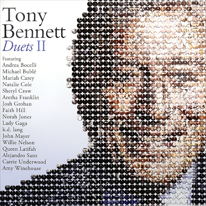 Тони Беннетт Tony Bennett. Duets II (2 LP) tony allen tony allen the source 2 lp