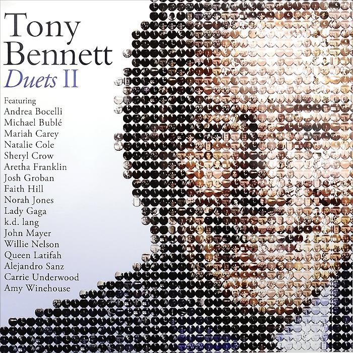 Тони Беннетт Tony Bennett. Duets II (2 LP) цена и фото