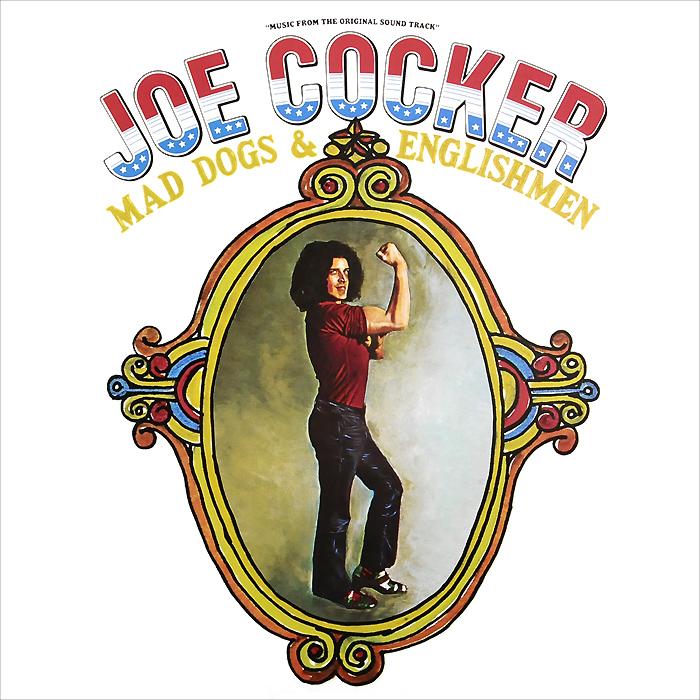 лучшая цена Джо Кокер Joe Cocker. Mad Dogs & Englishmen. Music From The Original Sound Track (2 LP)