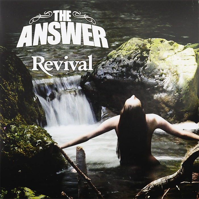 The Answer The Answer. Revival (2 LP) the answer the answer revival