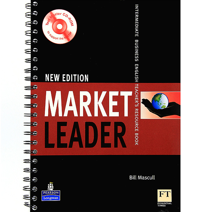 Market Leader (+ CD-ROM)