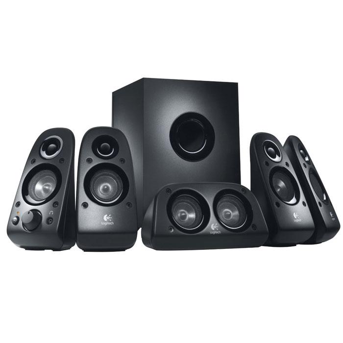 лучшая цена Компьютерная акустика Logitech Z506 Speaker (980-000431)