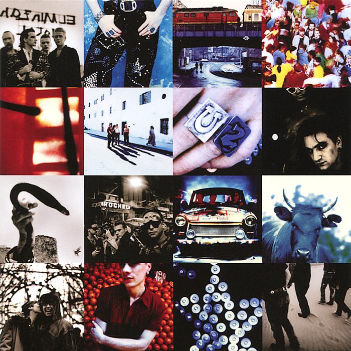 U2 U2. Achtung Baby