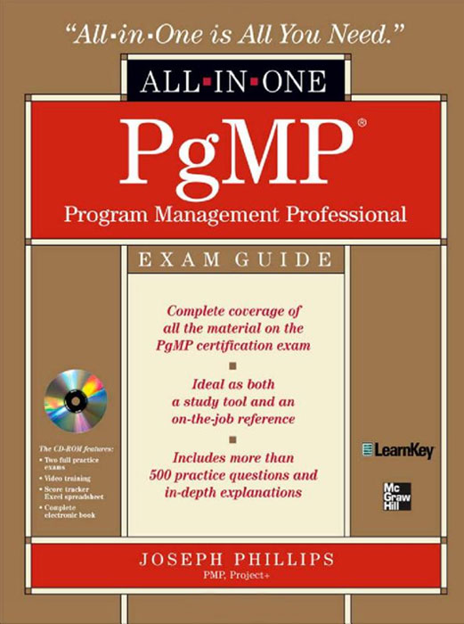 PgMP Program Management Professional All-in-One Exam Guide kim heldman pmp project management professional exam review guide