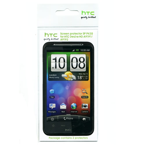 HTC SP P430 защитная пленка для HTC Desire HD htc hd mini цена