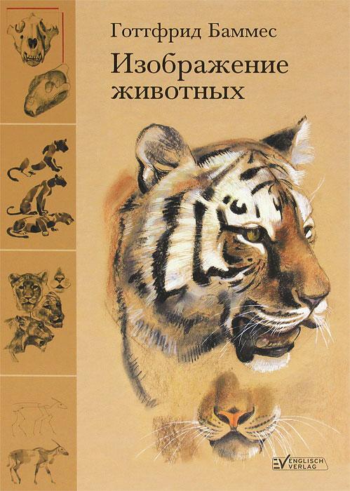 Готтифрид Баммес Изображение животных готтфрид баммес изображение человека основы рисунка с натуры
