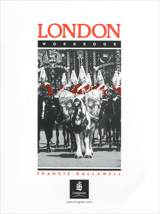 London: Video Activity Book the challenge and real lives video workbook