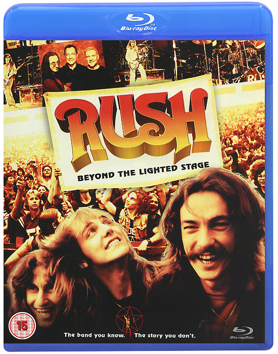 Rush: Beyond The Lighted Stage (Blu-ray) what was the gold rush