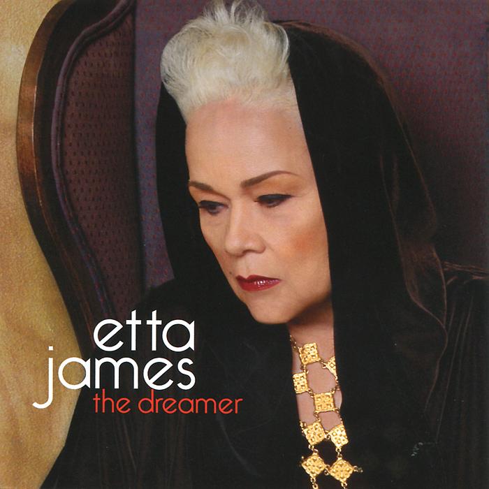 Этта Джеймс Etta James. The Dreamer одеяла lodger baby dreamer флис