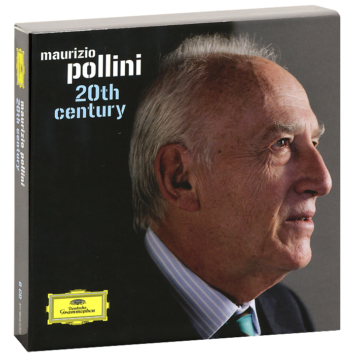 Маурицио Поллини,Berliner Philharmoniker,Клаудио Аббадо,Chicago Symphony Orchestra Maurizio Pollini. 20th Century (6 CD) марта аргерих berliner philharmoniker клаудио аббадо the london symphony orchestra mahler chamber orchestra orchestra mozart martha argerich page 7 page 4 page 7