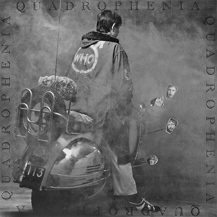 The Who The Who. Quadrophenia (2 LP) the who the who my generation triple edition 3 lp