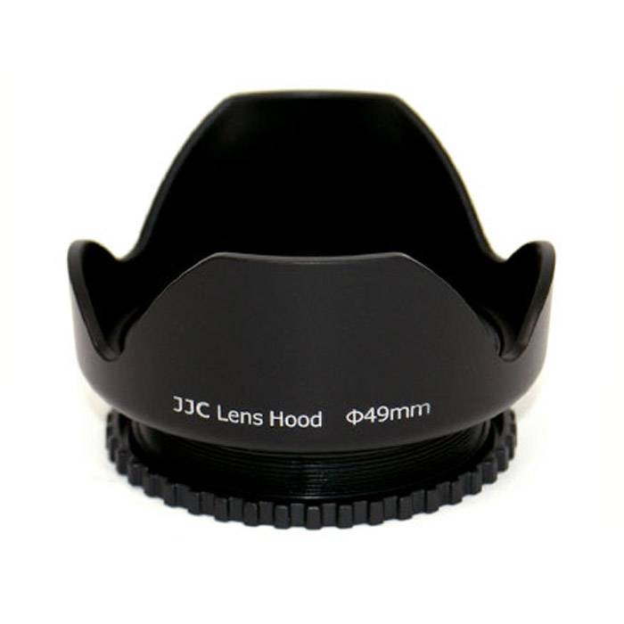 JJC бленда LS-49 49mm недорго, оригинальная цена