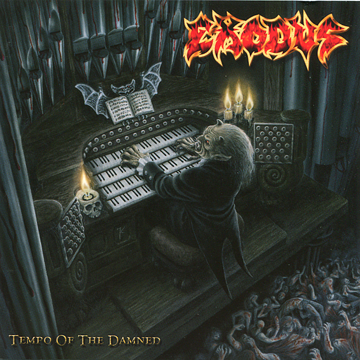 Exodus Exodus. Tempo Of The Damned the queen of the damned