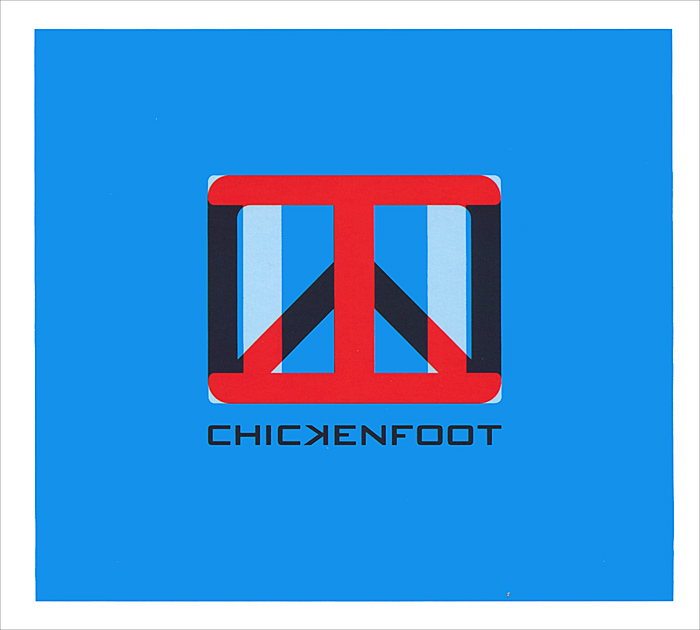 Фото - Chickenfoot Chickenfoot. Chickenfoot III. Limited Edition (CD + DVD) think british english 3 video dvd