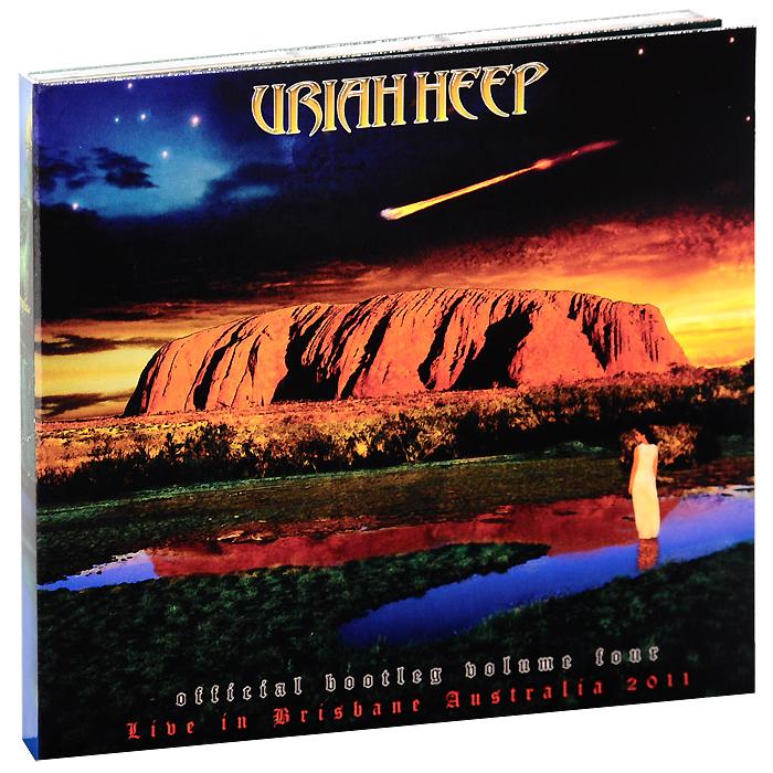 Uriah Heep Uriah Heep. Official Bootleg Volume IV. Live In Brisbane Australia 2011 (2 CD) цена