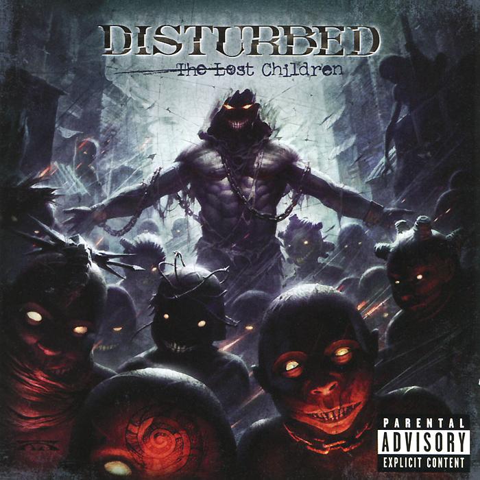 цена на Disturbed Disturbed. The Lost Children