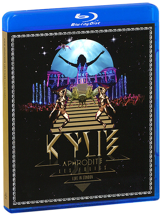 Kylie Minogue: Aphrodite: Les Folies - Live In London In 2D And 3D (2 Blu-ray) in the arms of an angel