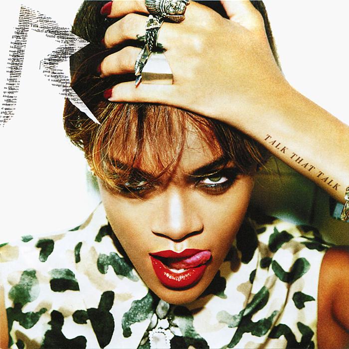 лучшая цена Rihanna Rihanna. Talk That Talk