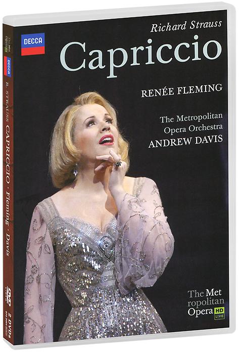 Strauss, Andrew Davis: Capriccio (2 DVD) andrea barrett servants of the map