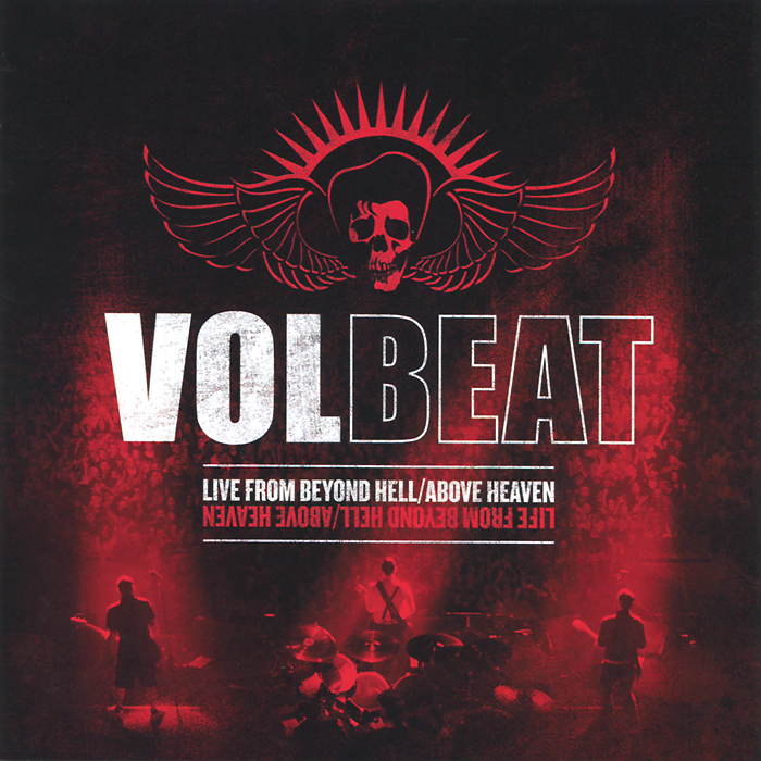 Volbeat Volbeat. Live From Beyond Hell / Above Heaven heaven n hell heaven