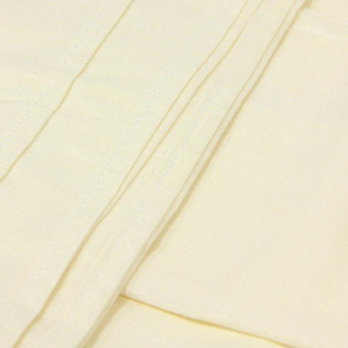 Простыня Style цвет светлобежевый 215 х 220 см .