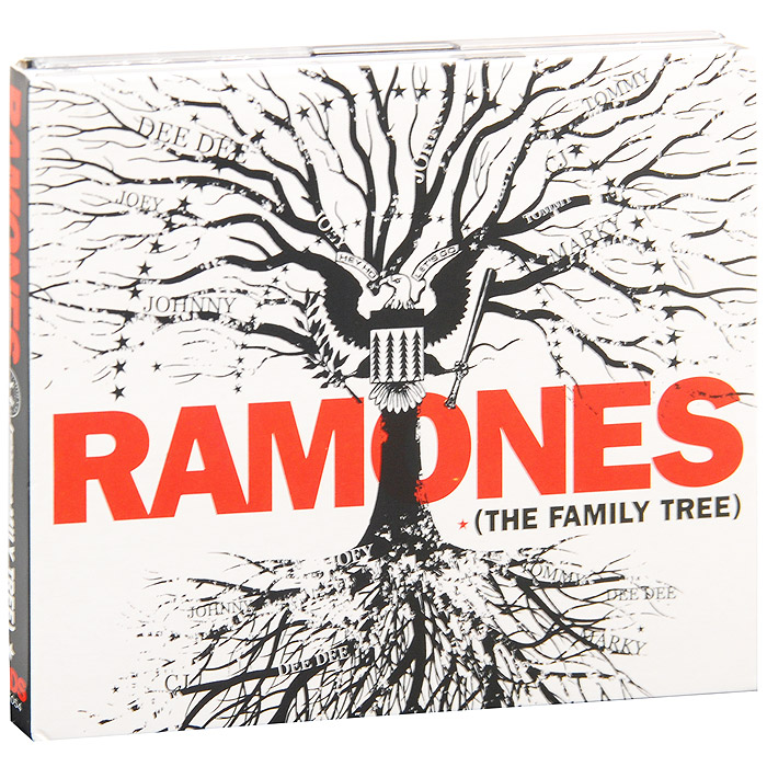 The Ramones Ramones. The Family Tree (2 CD) joan l busby dee uyeda the other side of the fence