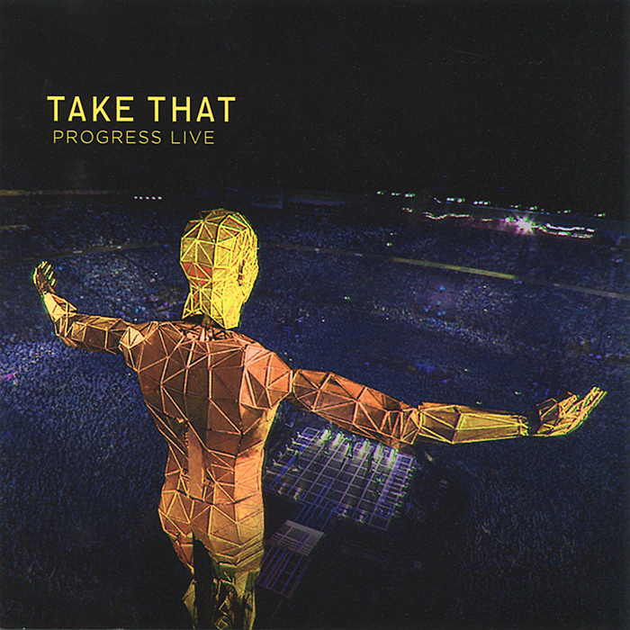 Take That Take That. Progress Live (2 CD) take that take that the ultimate collection never forget
