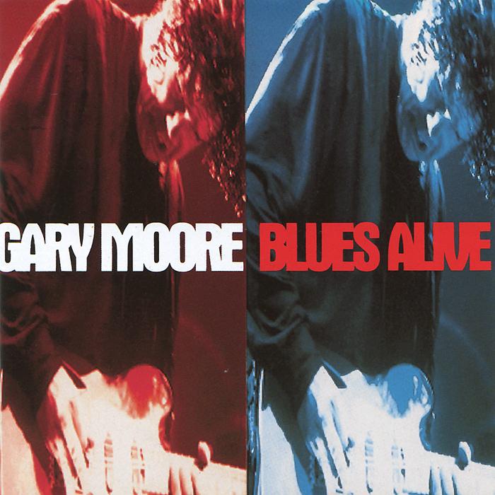 Гэри Мур Gary Moore. Blues Alive