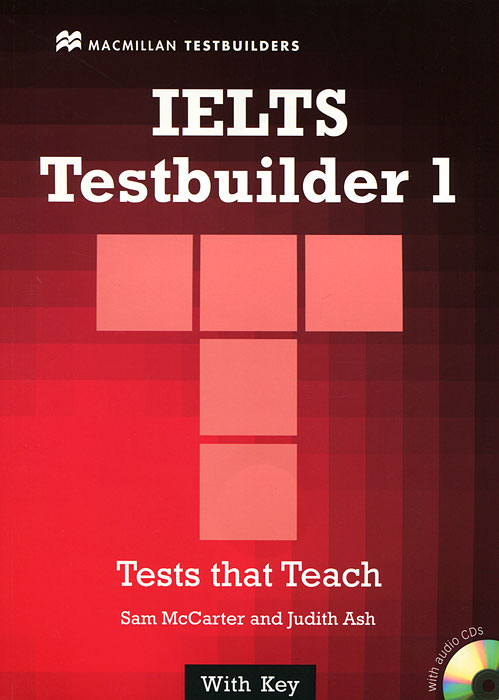 IELTS Testbuilder 1 (+ 2 CD-ROM) achieve ielts 2 english for international education cd rom