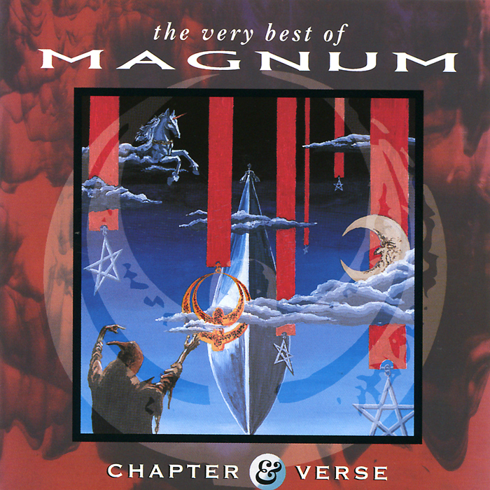 Magnum Magnum. Chapter & Verse. The Very Best Of the very best of bach