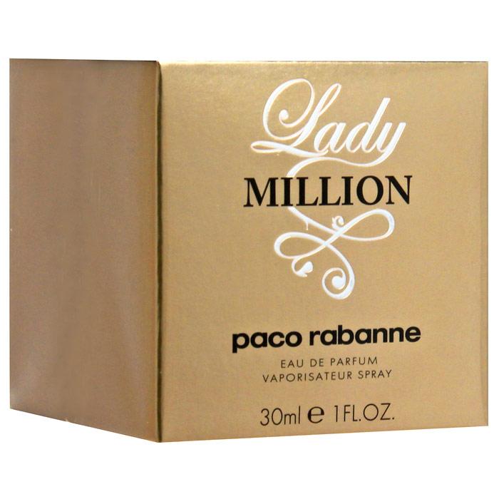 Paco Rabanne Lady Million 30 мл