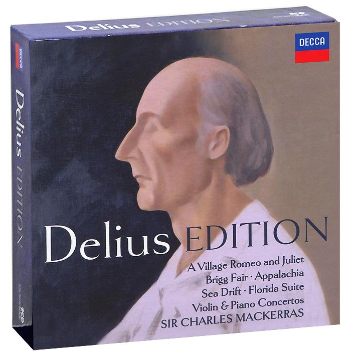 Delius Edition (8 CD)