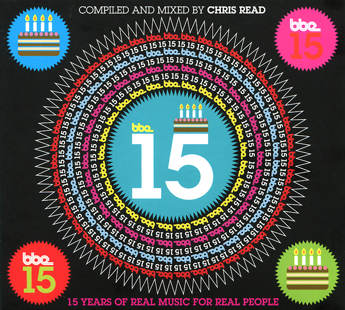 15 Years Of Real Music For Real People (2 CD)