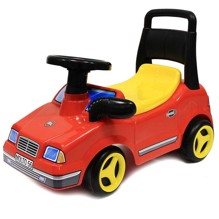 """Детский автомобиль-каталка """"Вихрь"""", цвет в ассортименте"""