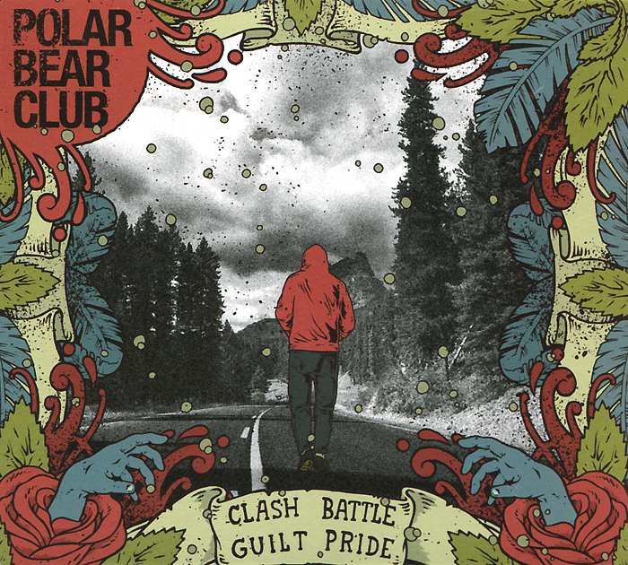 Polar Bear Club Polar Bear Club. Clash Battle Guilt Pride цена 2017