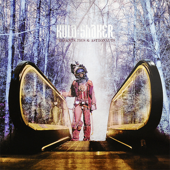Kula Shaker Kula Shaker. Peasants, Pigs & Astronauts (LP) соус kula наршараб 450 г