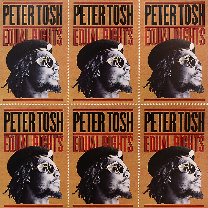 Питер Тош Peter Tosh. Equal Rights (2 LP) цена 2017