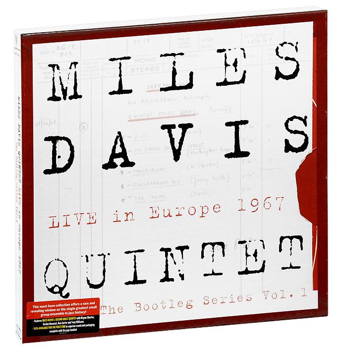 Miles Davis Quintet Miles Davis Quintet. Live In Europe. Bootleg Series Vol. 1 (5 LP) shoes 8 5 in europe
