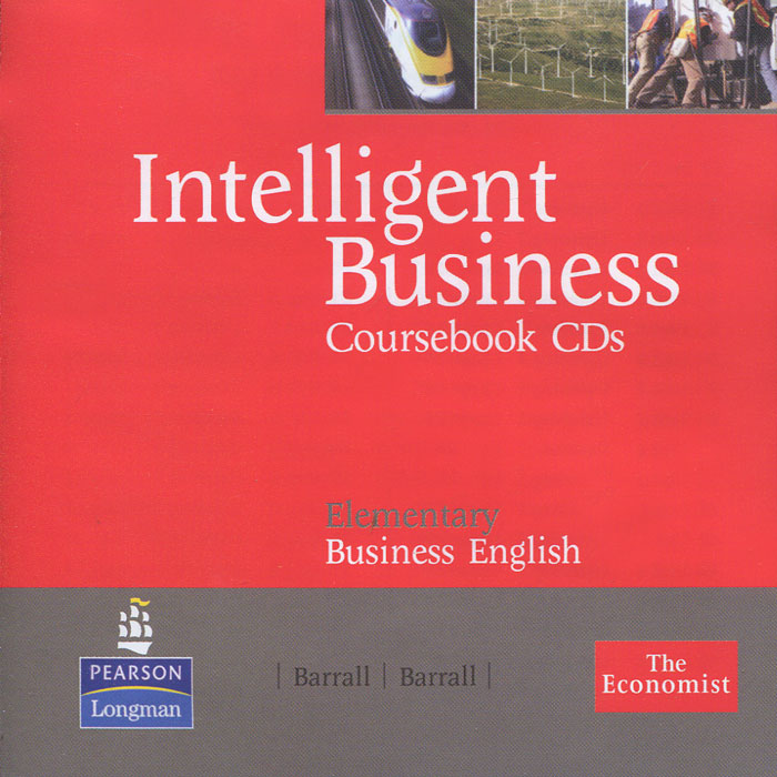 Intelligent Business: Elementary (аудиокурс на 2 CD) john hughes life elementary workbook 2 cd