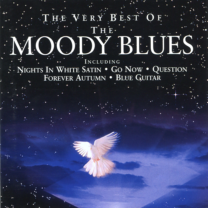 The Moody Blues The Best Of The Moody Blues