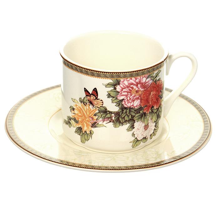 Чайная пара Японский сад, 200 мл цена