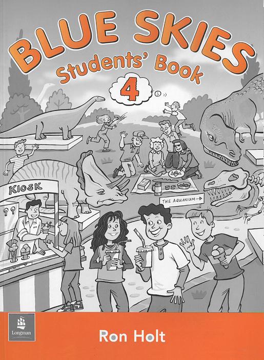 где купить Blue Skies: Teacher's Book 4 по лучшей цене