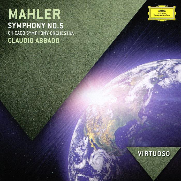 Клаудио Аббадо,Chicago Symphony Orchestra Claudio Abbado. Mahler. Symphony No. 5 mahler debussy abbado lucerne festival orchestra 2 cd