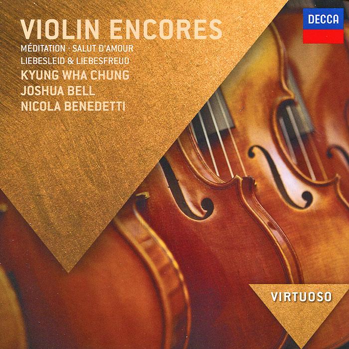 Violin Encores александр марков alexander markov dmitriy cogan famous violin encores