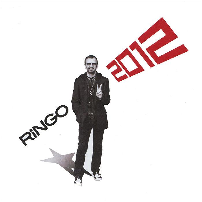 Ринго Старр Ringo Starr. Ringo 2012 ringo starr ringo starr postcards from paradise